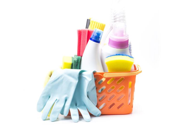 Vi står för städmedel och rengöringsmedel